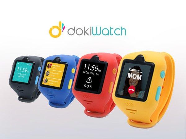 Детские часы Doki Watch – новое слово в обеспечении безопасности ребенка