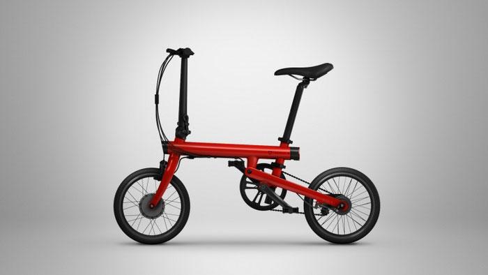 Xiaomi представила складной электрический велосипед