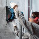 Может ли применяться алмазная резка бетона в панельных домах?
